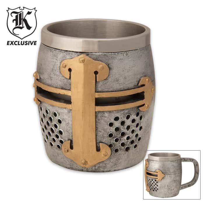 Crusader Mug