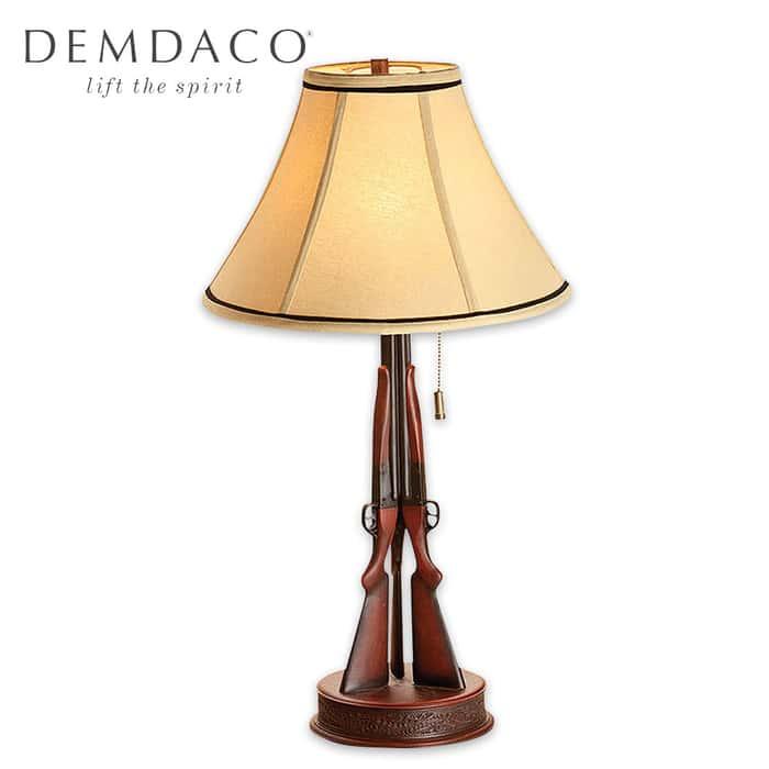 Big Shot Shotgun Lamp