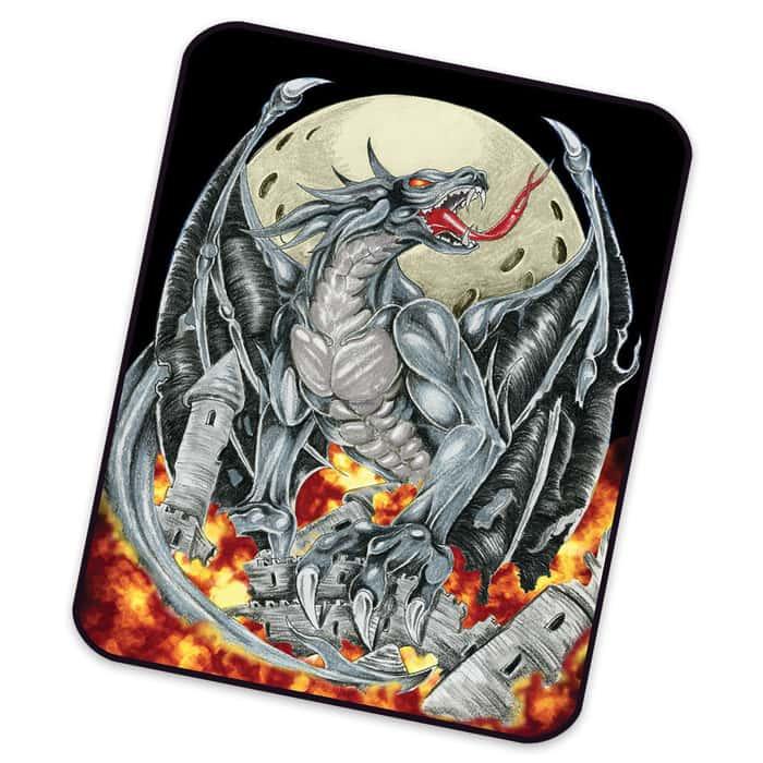 Dragon of Chaos Blanket