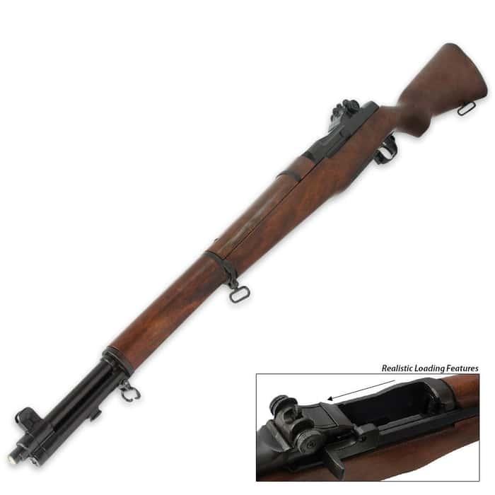 Replica WWII Rifle - Non-Firing