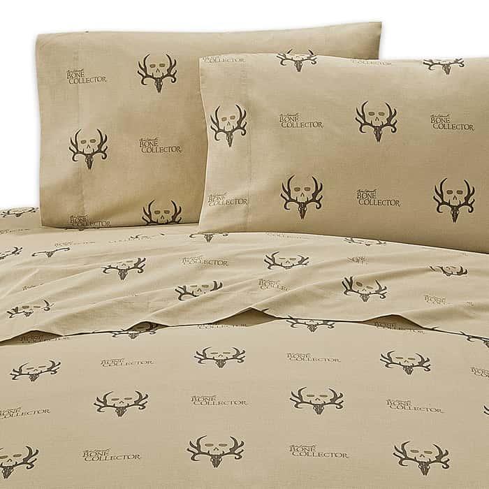 Bone Collector Sheet Set - Queen