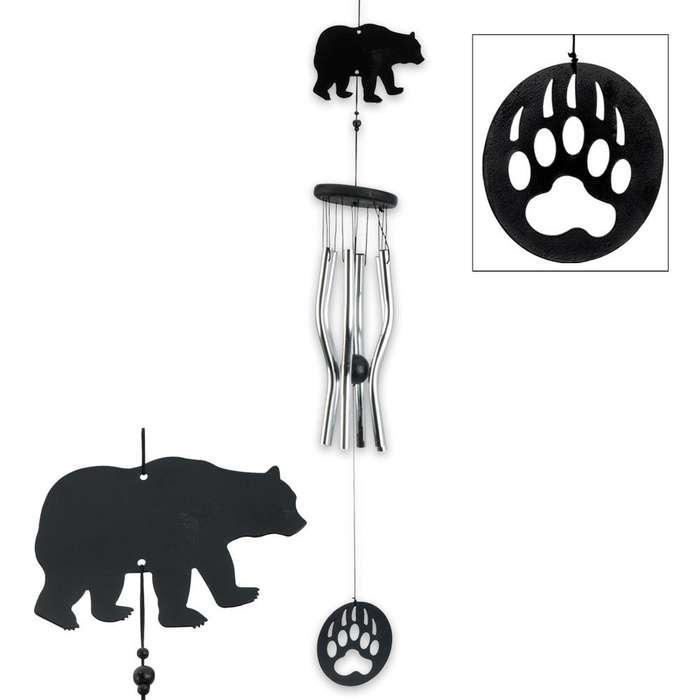 Bear Windchime