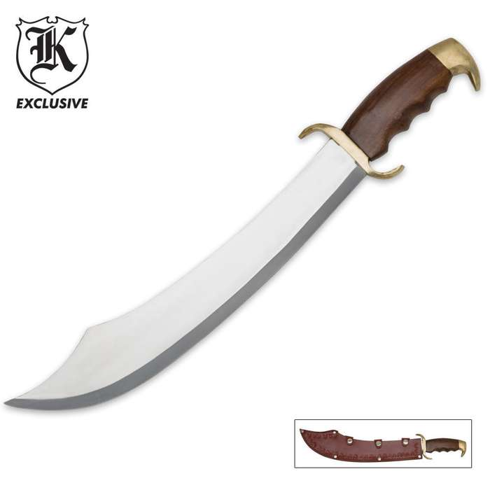 Arabian Sands Saber Sword & Sheath