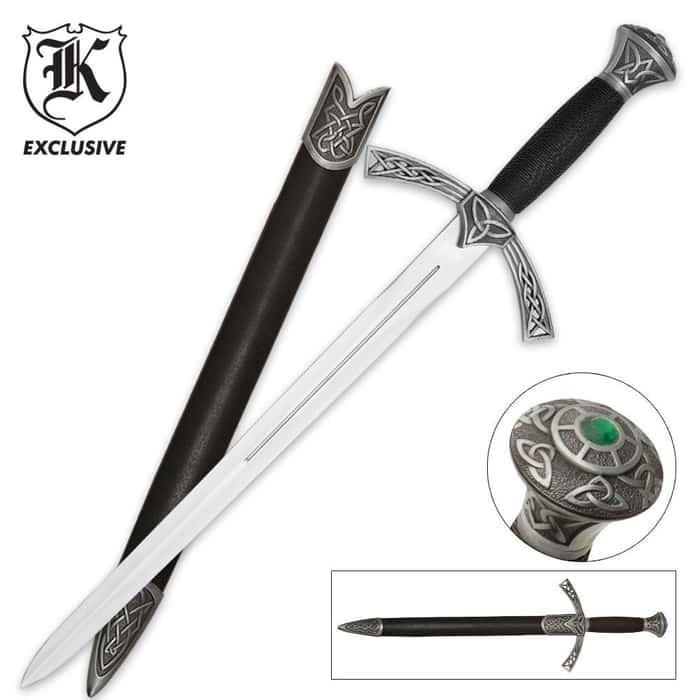 Celtic Mysteries Dagger with Sheath