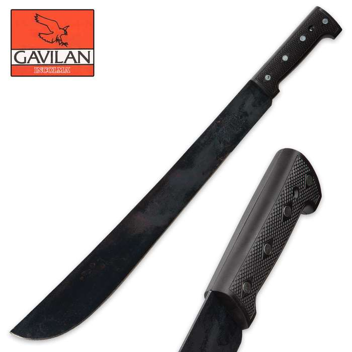 Gavilan Corneta Textured ABS Handle Machete