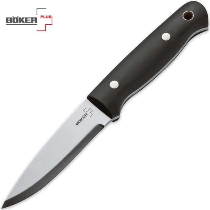 Boker Plus Bushcraft Fixed Blade Knife