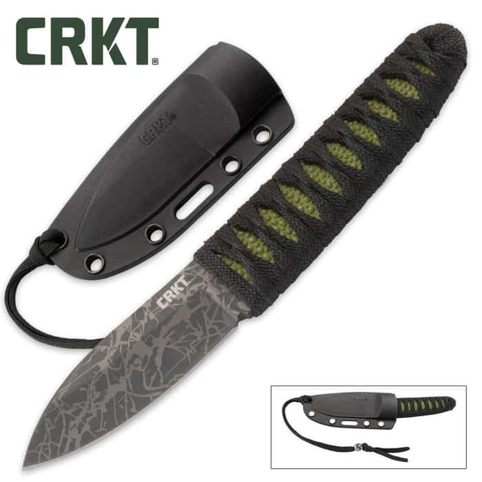 CRKT Akari Fixed Blade Knife