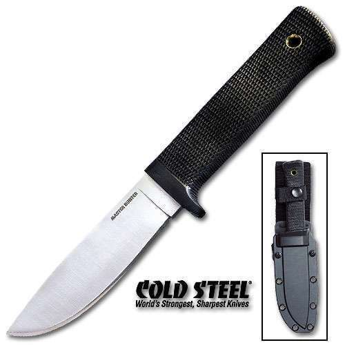 Cold Steel Master Hunter Stainless Knife