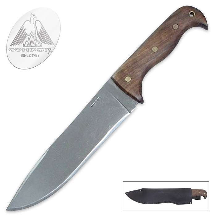 Condor Moonshiners Fixed Blade Knife