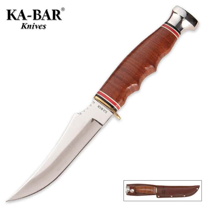 KA-BAR Skinner Knife