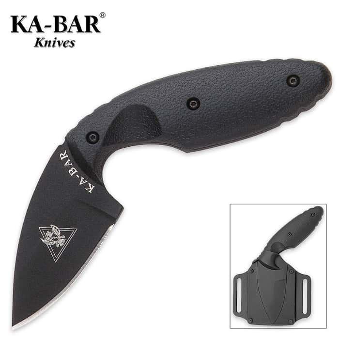 KA-BAR Plain Law Enforcement Knife