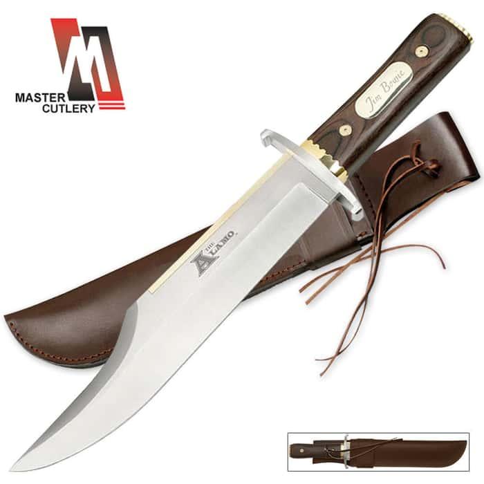Western Alamo Bowie Knife
