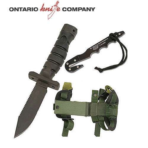 Ontario ASEK Survival Knife