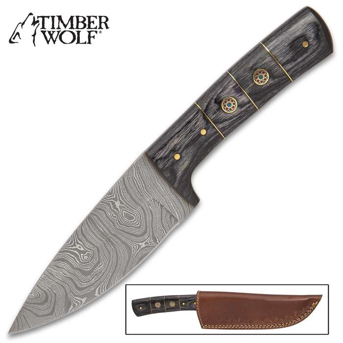 The Timber Wolf Mule Knife was inspired by the muleskinner, those intrepid men who made sure necessary supplies got to where they needed to go