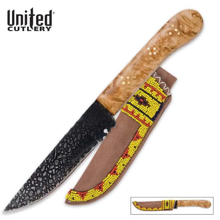 Bear Hunter Fixed Blade Knife