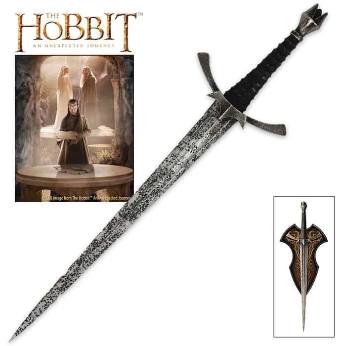 The Hobbit Morgul Dagger Blade of Nazgul