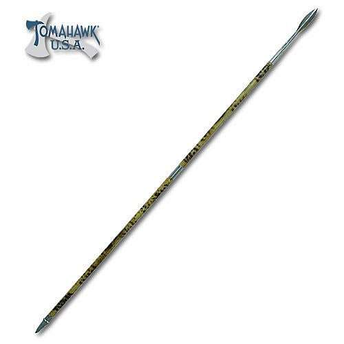 """""""70"""""""" African Spear Wood Handle"""""""