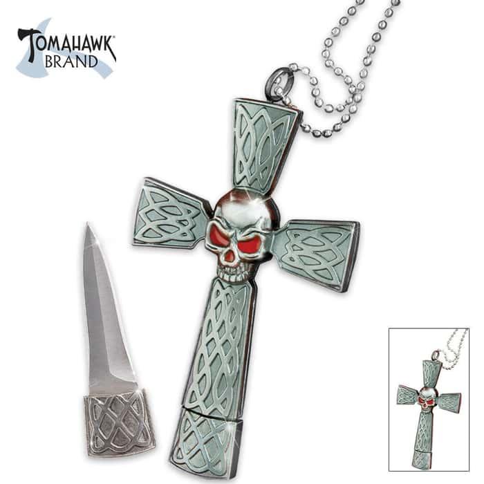 Celtic Skull Necklace