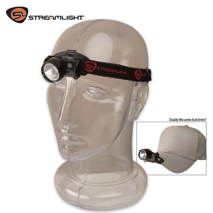 Streamlight Enduro Headlamp Black