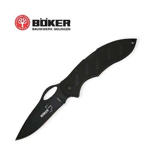 Boker Plus TD Tactical Black Folding Knife