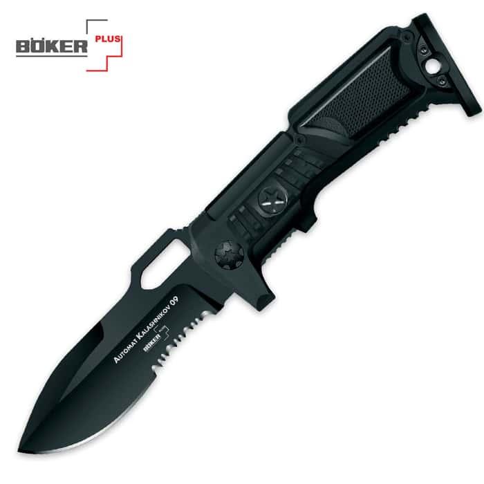 Boker Plus 01KAL09 Kalashnikov 2009 Folding Knife