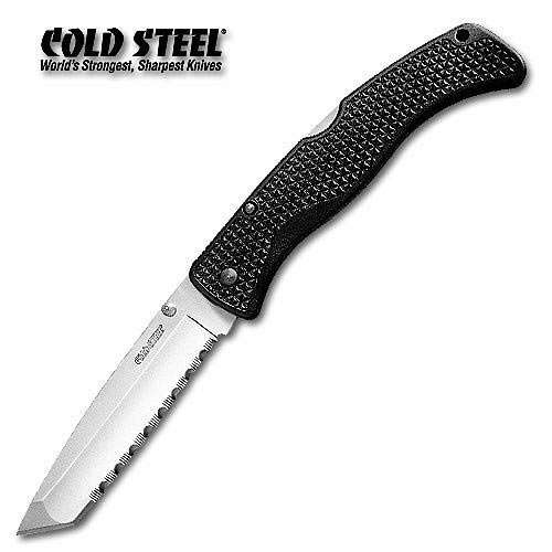 Cold Steel Serrated XL Tanto Point Voyager Folding Knife