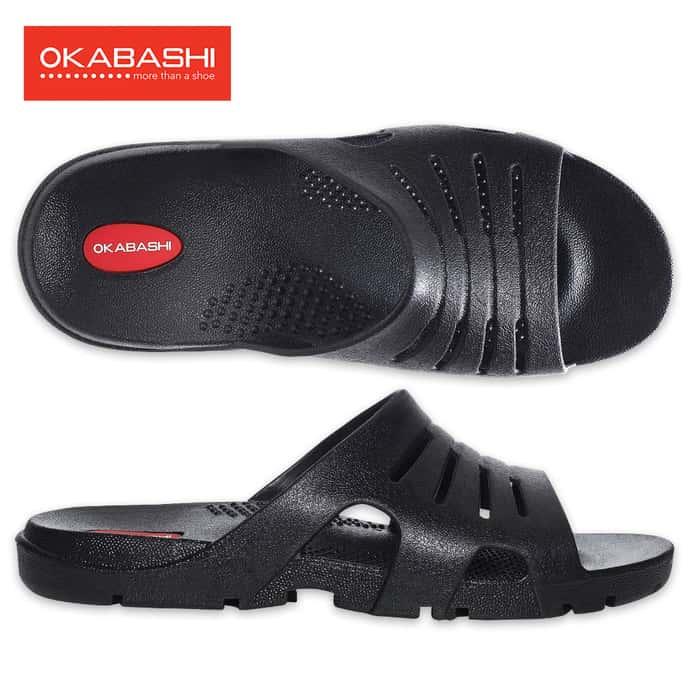 Okabashi Eurosport Black