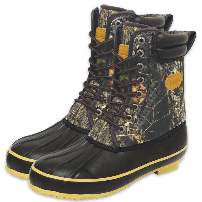 Men's Proline C-39 Series Thinsulate Boots