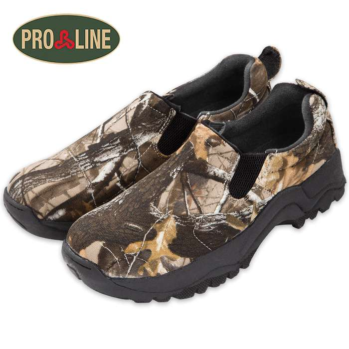 "Men's Proline Dakota 4"" Shoes - Realtree Hardwood Camo"