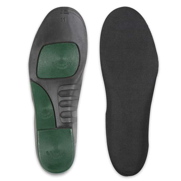 Military Shoe Insoles Black