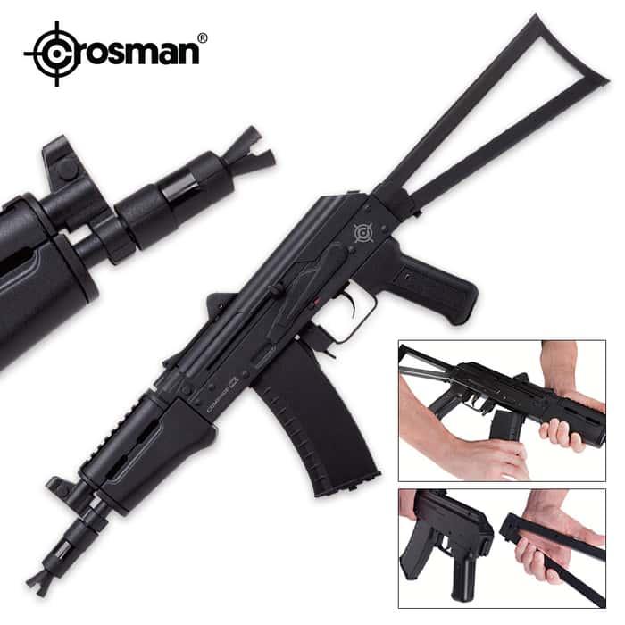 Crosman Comrade AK CO2 BB Rifle