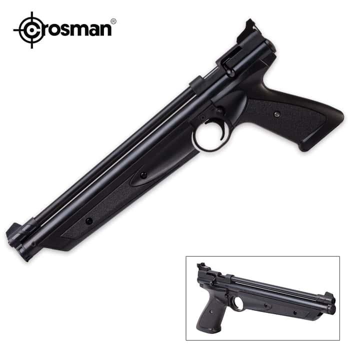 American Classic Pistol - Black