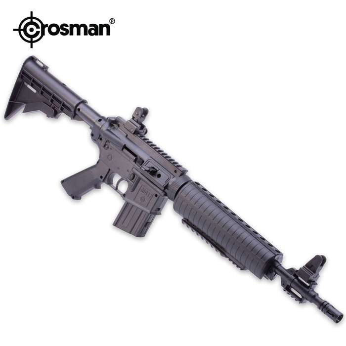 Crosman M417 Multi-pump Air Rifle