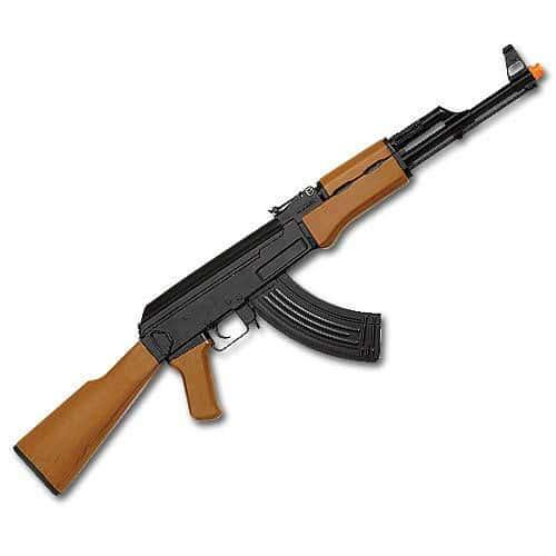 AK-47 Auto AirSoft Gun