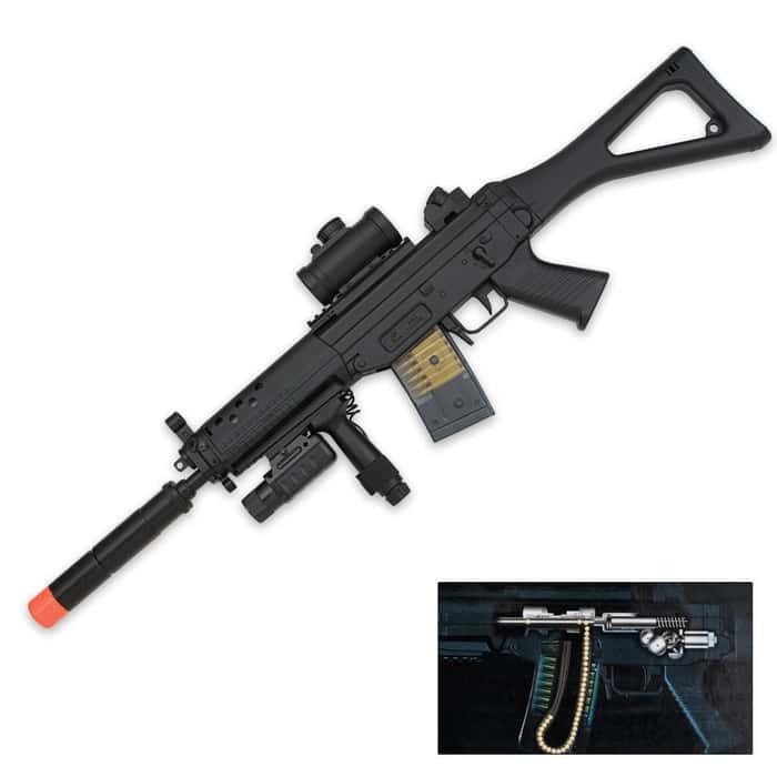 M82 Auto Sport Airsoft Gun