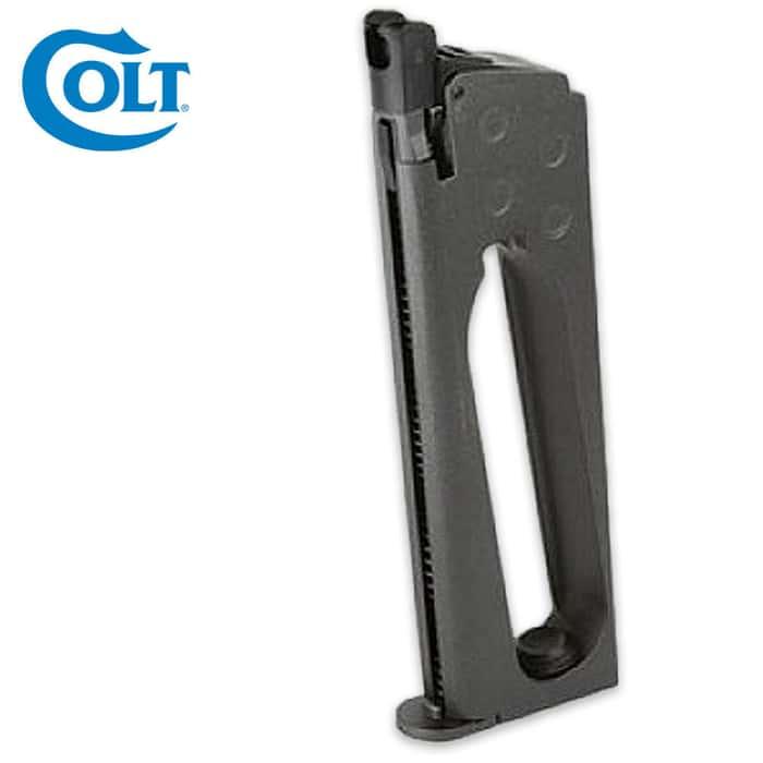 Colt 1911 A1 CO2 Metal Magazine 17 Round Capacity