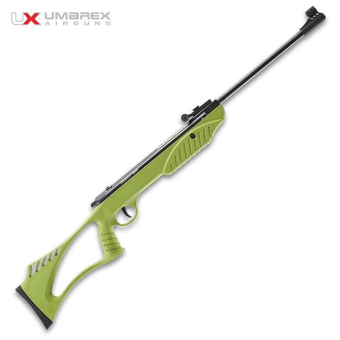The Umarex Embark is the official air rifle for the Student Air Rifle Program and the design was focused on creating a usable airgun that is good for building skills with younger target shooters