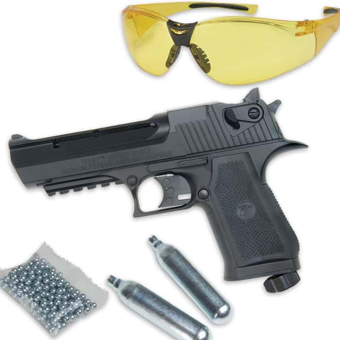 Magnum Baby Desert Eagle Co2 Air Pistol