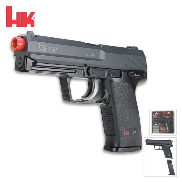 Heckler & Koch USP Spring Airsoft Pistol