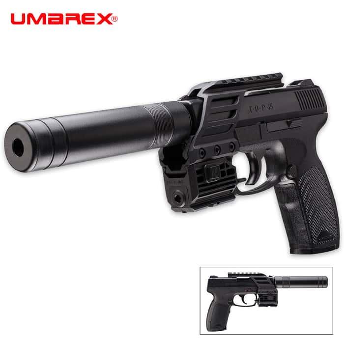 Umarex 45 TAC Double Action Air Pistol