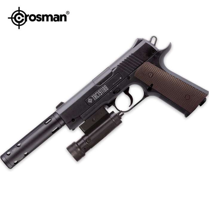 Crosman Semi-Auto Tactical Pistol