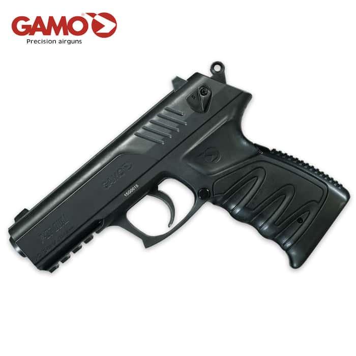 P-27 Pellet/Steel BB Pistol