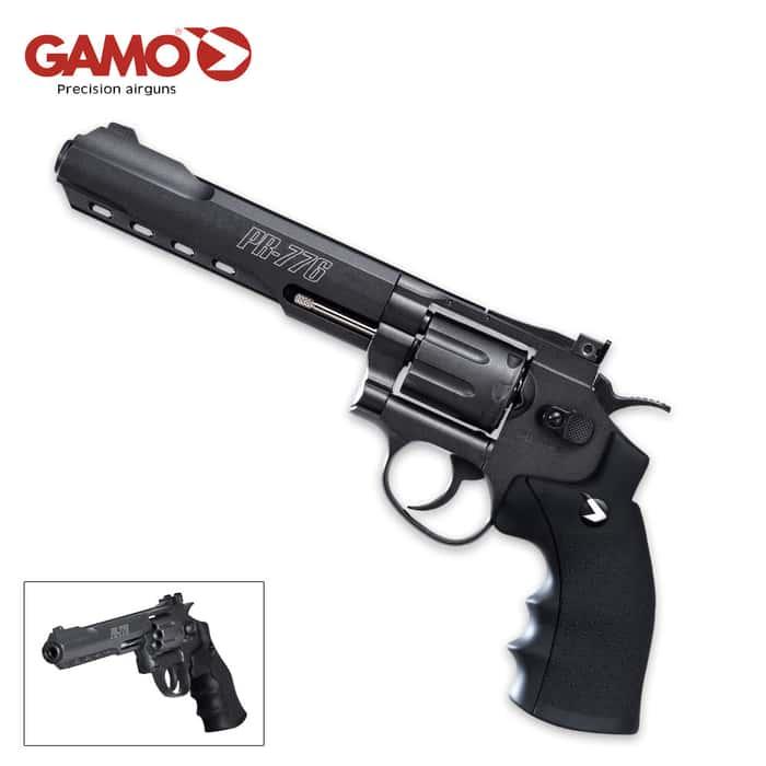 """PR-776 6"""" Barrel Pellet Pistol"""