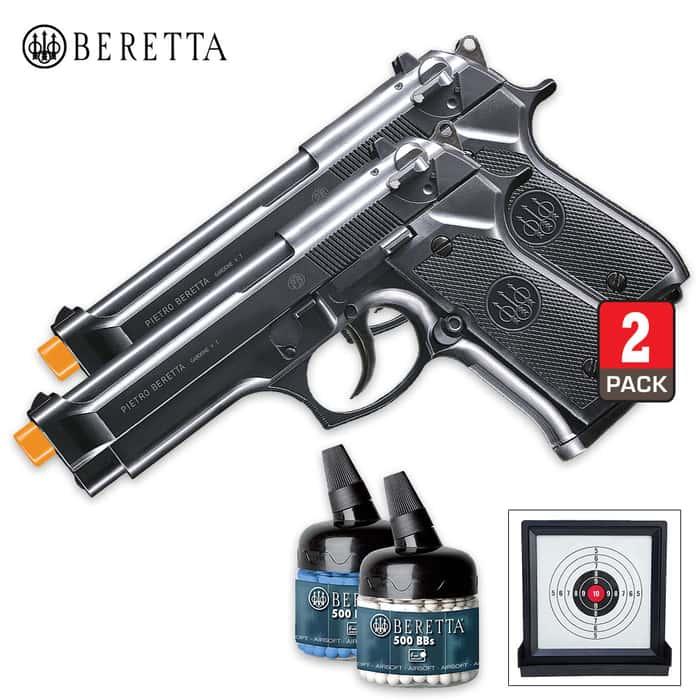 Beretta Game Ready Target Kit