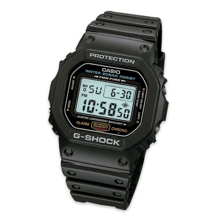 Casio G-Shock DW5600E-1V Watch
