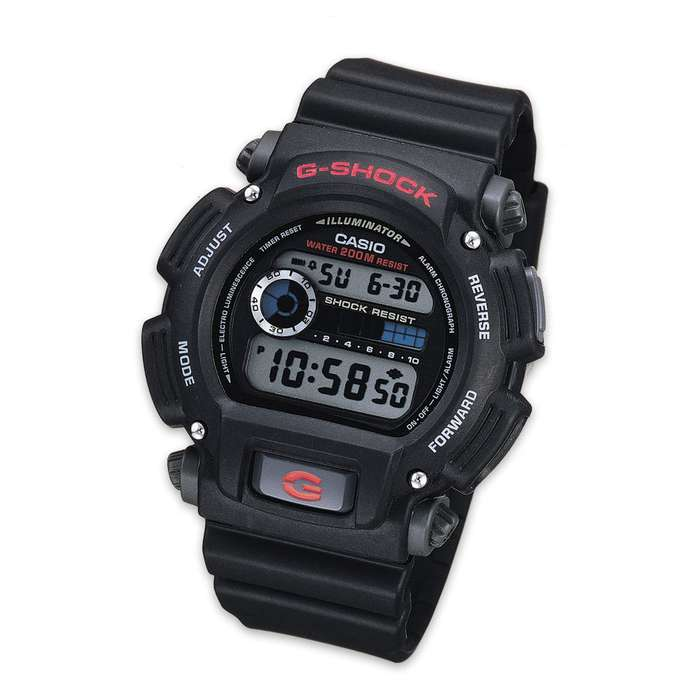 Casio G-Shock DW9052-IV Digital Watch