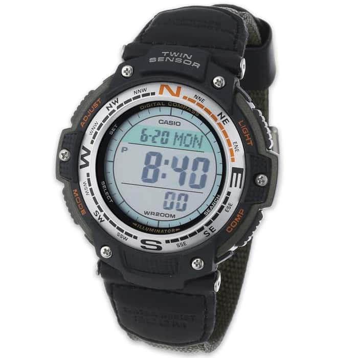 Casio Digital Sport Watch