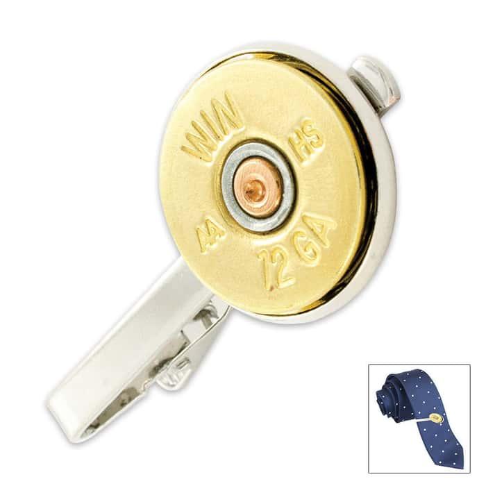 12 Gauge Bullet Tie Bar