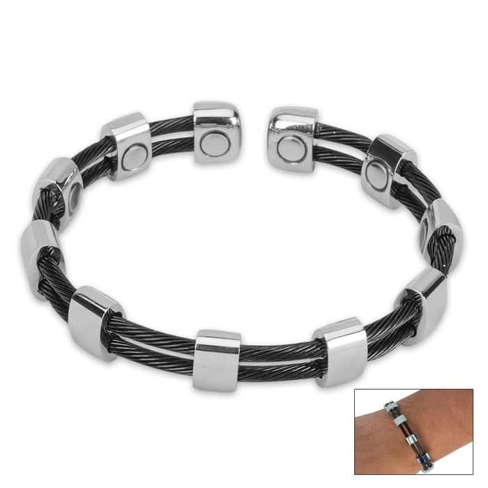 Magnetic Wire Cuff