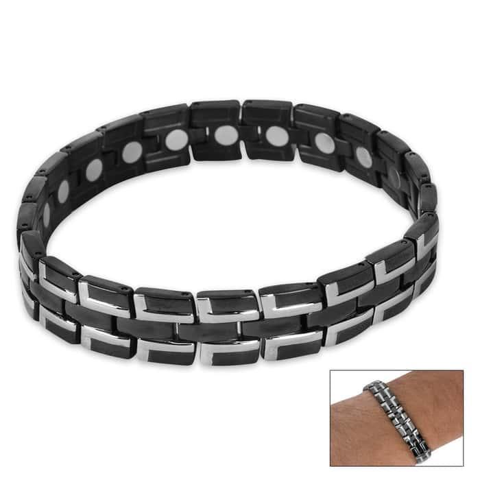 Magnetic Line Bracelet